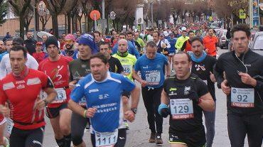 Más de 1.500 atletas se dan cita en la prueba patrocinada por la Diputación de Granada
