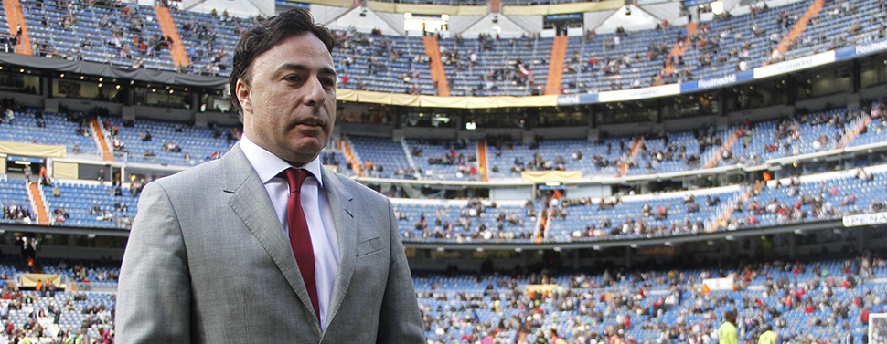 El presidente del Granada CF agradece el apoyo de la afición ante el Betis