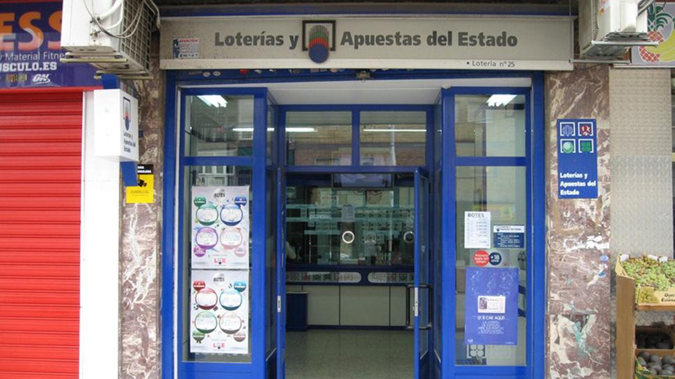 Un acertante de la capital, premiado con más de 490.000 euros en la Bonoloto