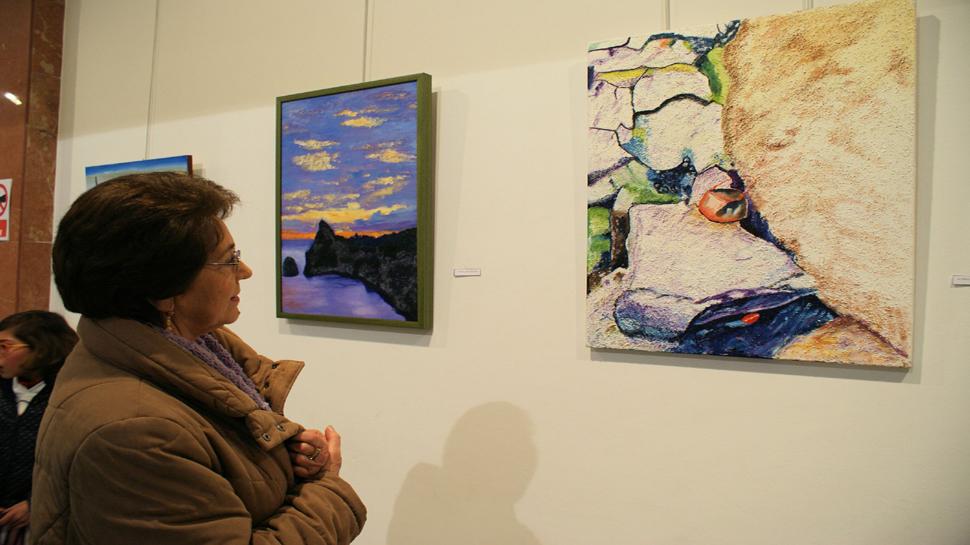 Exposición Día de la Mujer en Albolote
