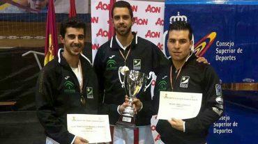 Miguel López y Juan Francisco Extremero serán reconocidos por su papel en el torneo disputado hace unos días en Ciudad Real