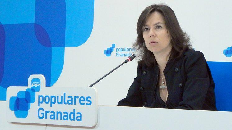 La nueva vicesecretaria de Política Social e Igualdad, Ana Vanessa García. Foto: PP