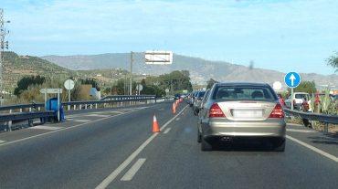 La A7 inaugura el tramo que evitará los atascos a su paso por Torrenueva