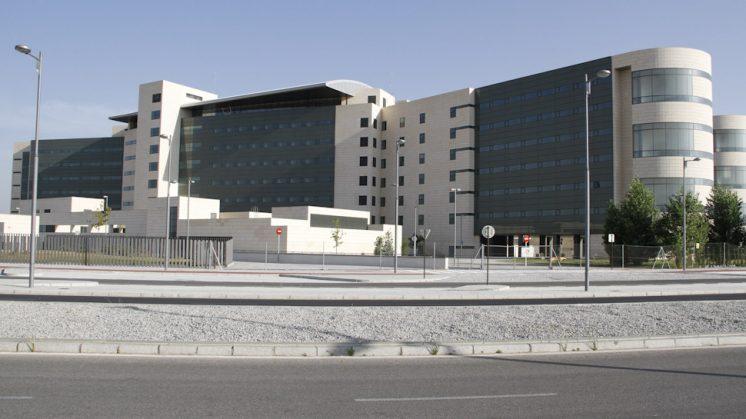 El centro de la zona sur albergará 700 camas. Foto: Álex Cámara