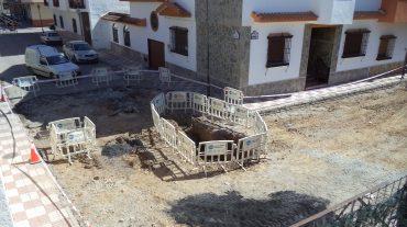 Huétor Tájar arreglará la red de saneamientos en cuatro puntos