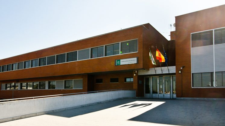 Imagen del Instituto Luis Bueno Crespo donde se impartirá este curso el chino. Foto: aG
