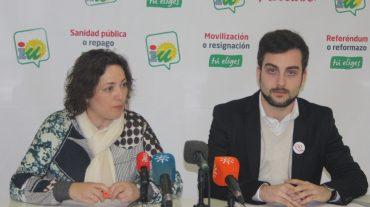 IU pide a Ayuntamiento y Junta que dejen sus intereses partidistas a un lado y resuelvan la situación de déficit de la OCG