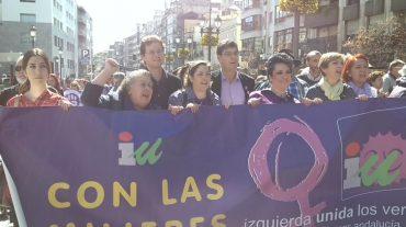 Valderas asegura que sus prioridades políticas son la consecución de la igualdad plena y la generación de empleo