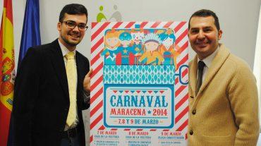 Maracena se viste de carnaval