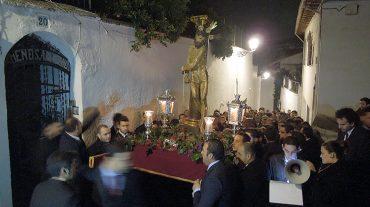 Vía Crucis del septuagésimo aniversario de La Aurora