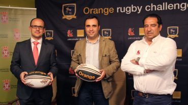 La Ciudad Deportiva acoge una concentración de rugby adaptado para niños
