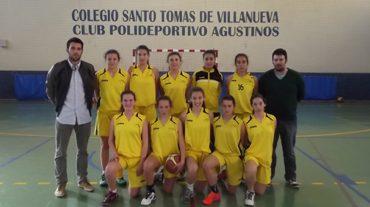 CD Presentación y Agustinos, preparados para el Campeonato de Andalucía Cadete Femenino