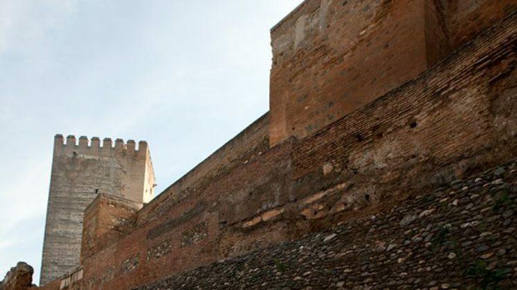 El Camino de Ronda de la Alcazaba es el espacio del mes. Foto: Patronato de la Alhambra