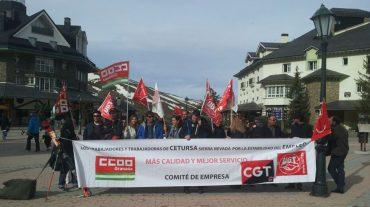 Trabajadores de Sierra Nevada protestan por los despidos de las últimas semanas