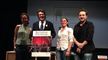 La Diputación pone en marcha un taller que acerca a las familias de la provincia la producción y el arte del flamenco