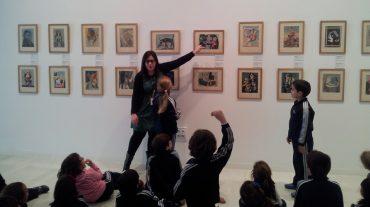 Últimos días para disfrutar de Picasso en el Museo CajaGranada
