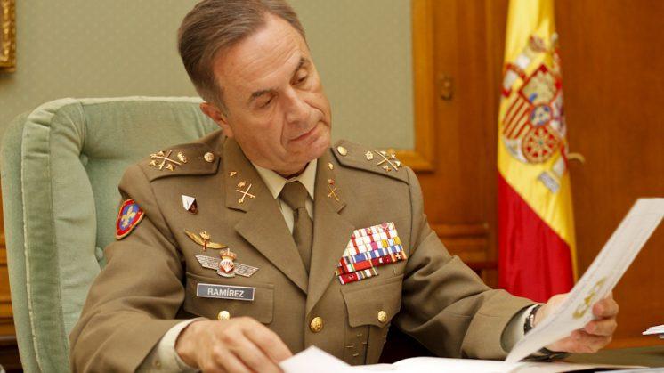 Alfredo Ramírez, en su despacho. Foto: Álex Cámara