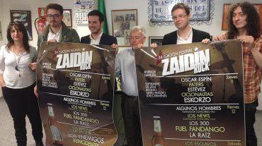 Un Festival del Zaidín 'liberado' de toda polémica