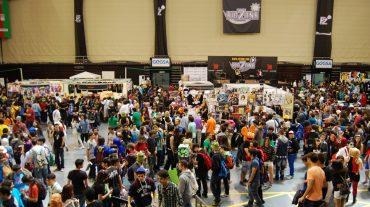 Éxito rotundo del FicZone con más de 9.000 asistentes