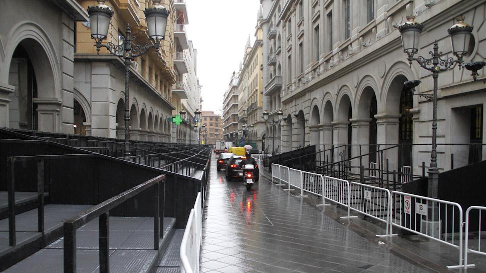 El Plan Parihuela 2014 contará con más pasillos por el estreno del nuevo recorrido en Alhóndiga