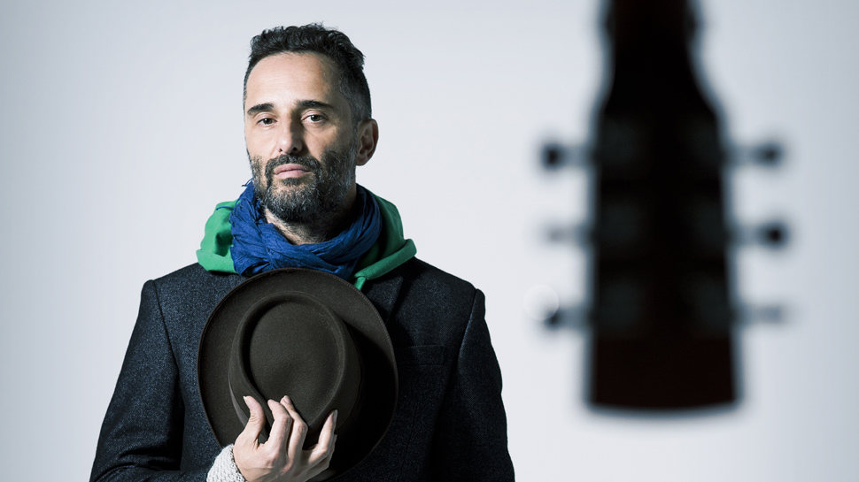 Jorge Drexler presenta su nuevo disco 'Bailar en la cueva'