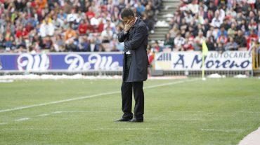 """""""La derrota contra el Levante fue un palo, pero espero la reacción buena"""""""