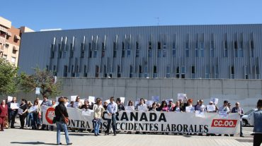 UGT y CCOO advierten que no baja la siniestralidad laboral en Granada