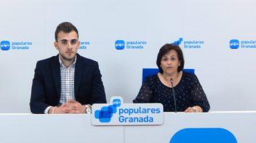 El PP de Huéscar critica la falta de proyectos e inversión en el municipio
