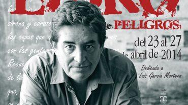 La III Feria del Libro de Peligros estará dedicada al poeta granadino Luis García Montero