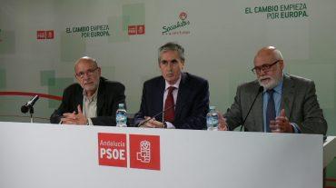 """Ramón Jáuregui (PSOE): """"Europa ha salido de la UCI, pero sigue estando en planta"""""""