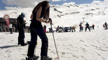 Sierra Nevada abrirá casi todas las zonas y todo el desnivel esquiable