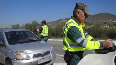 La Guardia Civil de Tráfico prevé 150.000 desplazamientos de largo recorrido en estos días