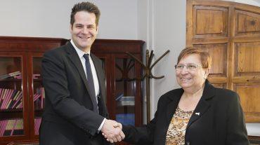 La UGR y FAECTA colaborarán para fomentar el cooperativismo en el ámbito universitario