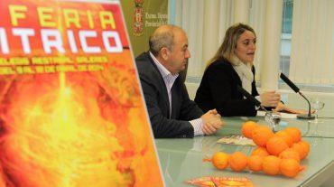 La XII Feria del Cítrico pone el acento en los trabajos para conseguir la denominación de origen para la naranja de El Valle