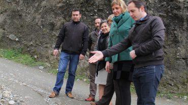 El pueblo de Monachil mejorará su acceso gracias a la ayuda de la Diputación