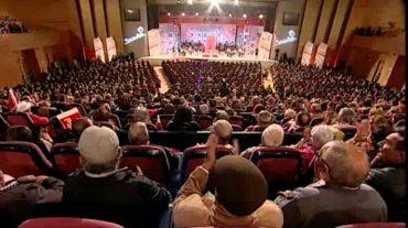 El PSOE inaugura en Granada la campaña electoral para las Europeas