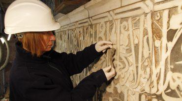 La Puerta de la Justicia recupera el esplendor de hace siete siglos