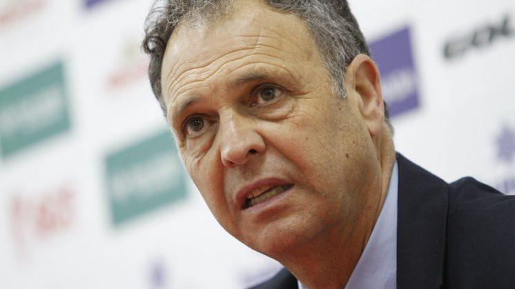 """En Valencia afirman estar """"decepcionados"""" con el técnico Caparrós. Foto: Álex Cámara"""
