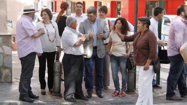 Valderas pide una solución a la paralización del proyecto de Santa Adela