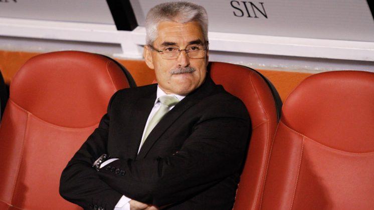 Fabri fue el técnico que llevó al Granada de Segunda B a Primera. Foto: Álex Cámara (archivo)