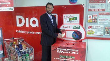 Arranca en Granada 'Objetivo: 2.014 kg de Canastas Solidarias'