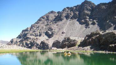 Obtienen nuevos datos sobre el clima de hace 10.000 años a partir de sedimentos de una laguna de Sierra Nevada