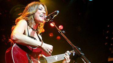 La cantante Merche, en Fuente Vaqueros el 5 de junio