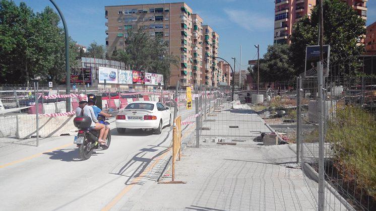Regresan las obras del Metro a Andrés Segovia