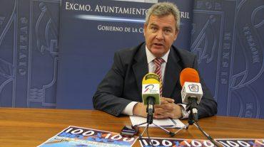 Nadadores motrileños disputarán el sábado un 100x100 relevos solidario