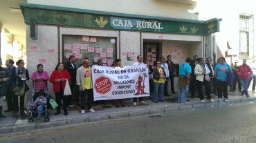 Stop Desahucios consigue tres nuevos acuerdos con Caja Rural