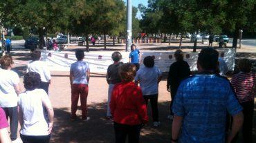 El Ayuntamiento de Granada saca el deporte a la calle en la zona Norte