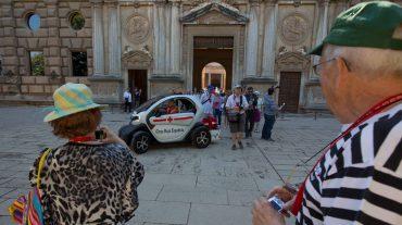 La Alhambra y Cruz Roja, más comprometidas con la asistencia sanitaria a visitantes y trabajadores