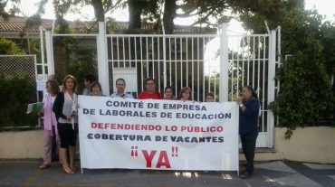 Continúan en la costa las movilizaciones para que se cubran las vacantes en centros educativos