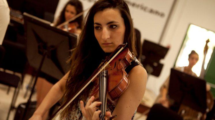 El Programa Andaluz para Jóvenes Intérpretes fue creado en 1994 para impulsar y complementar la formación musical de los jóvenes talentos musicales. Foto: aG